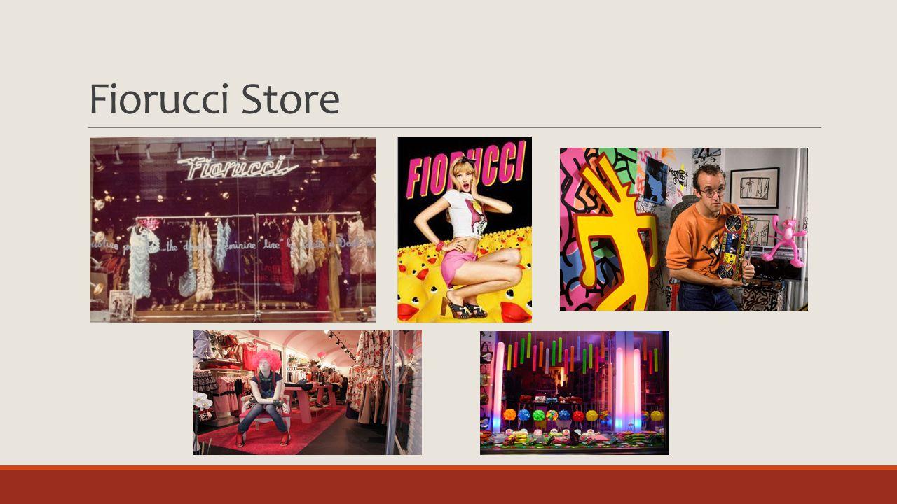 Fiorucci Store