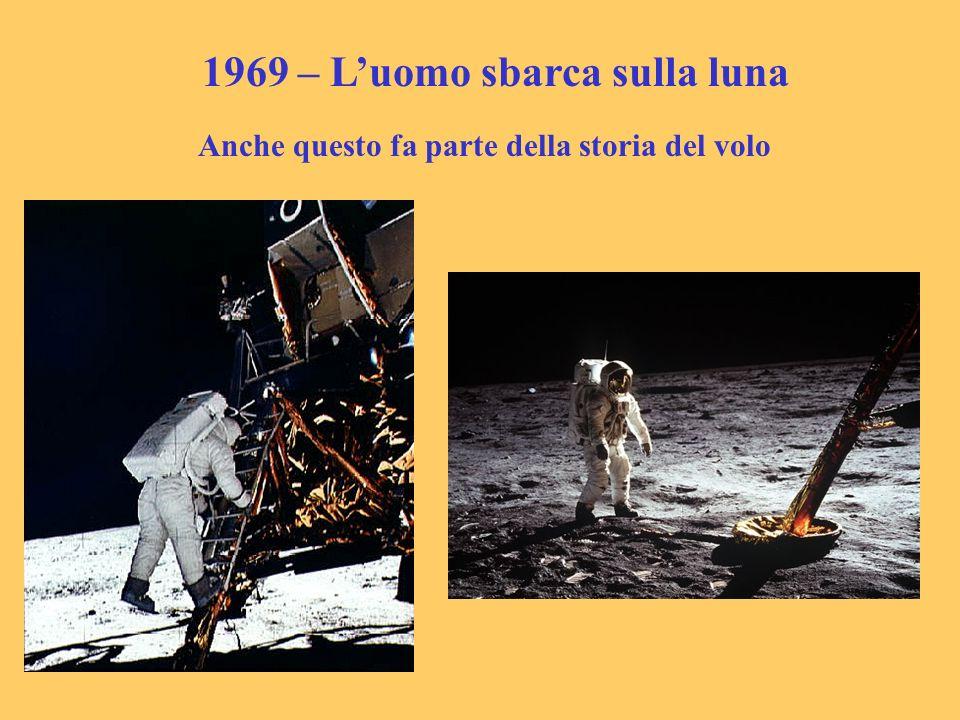 1969 – L'uomo sbarca sulla luna