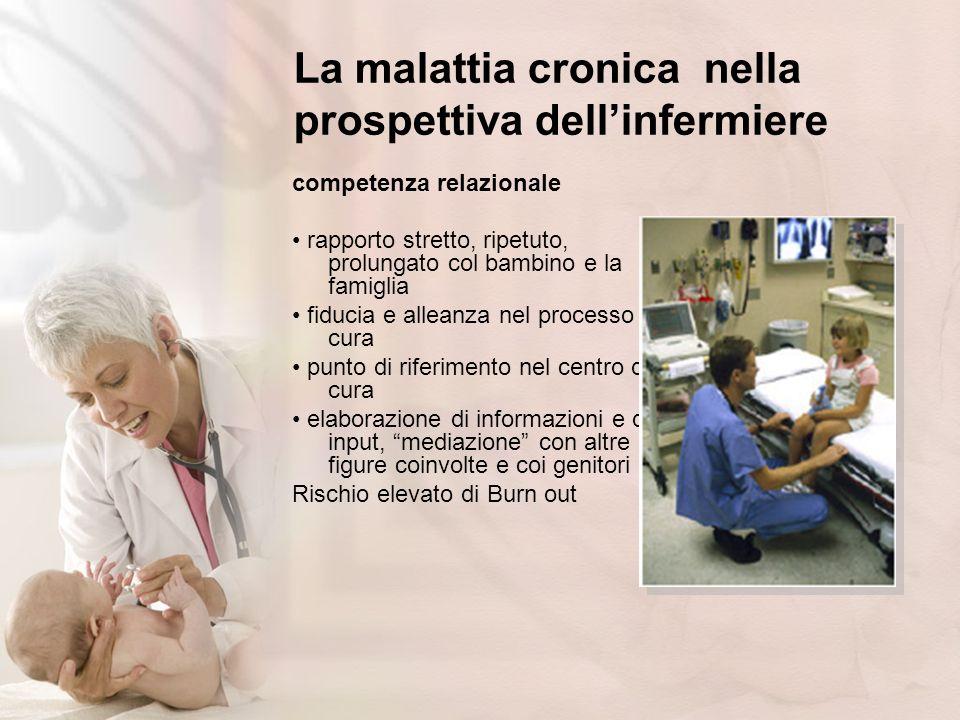 La malattia cronica nella prospettiva dell'infermiere