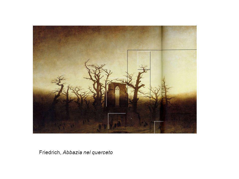 Friedrich, Abbazia nel querceto