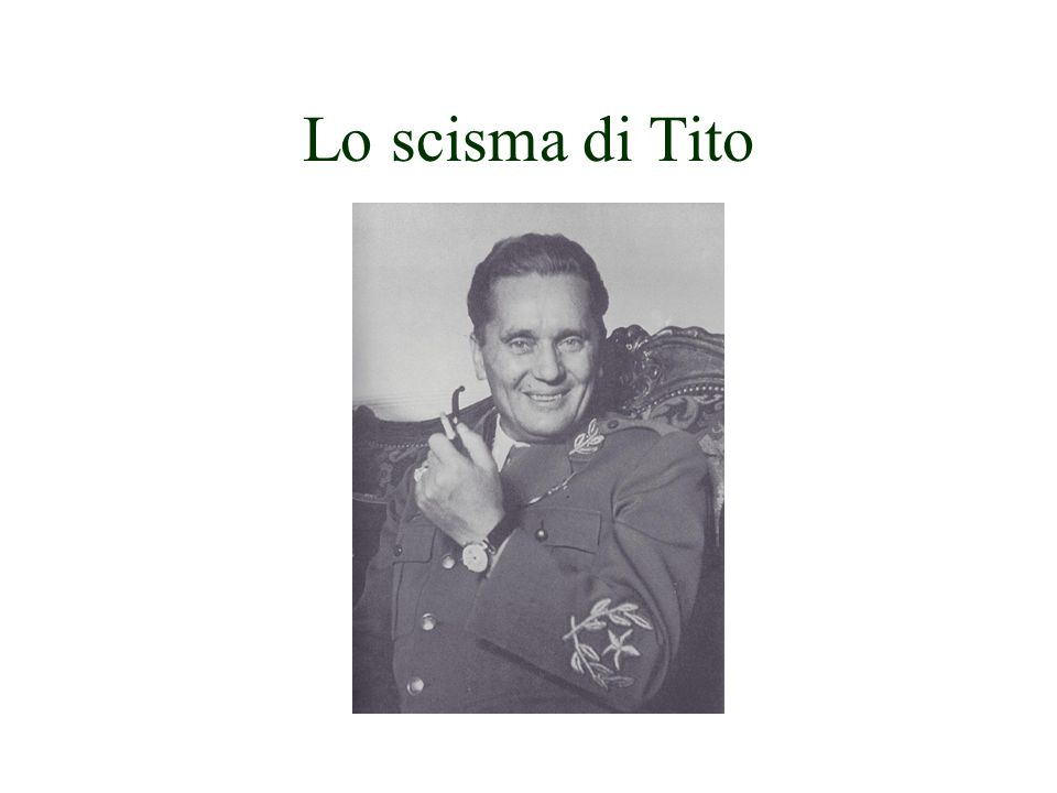 Lo scisma di Tito