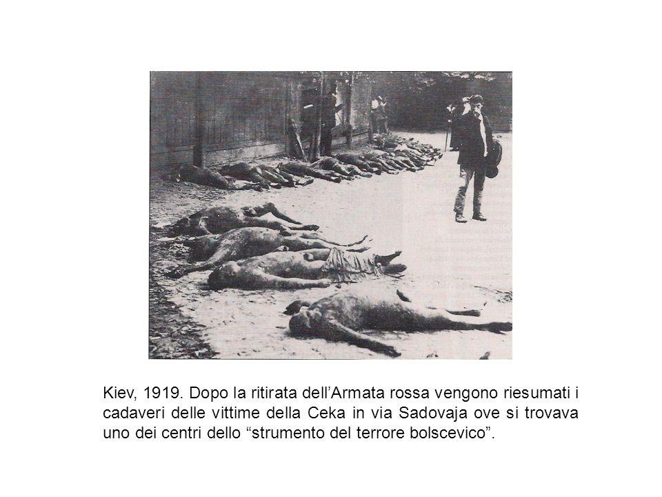 Kiev, 1919.