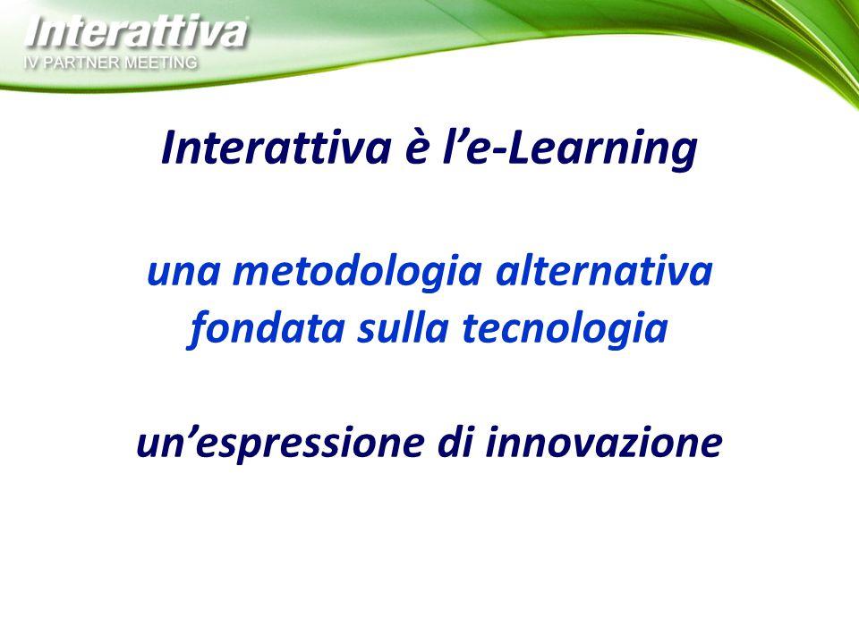 Interattiva è l'e-Learning