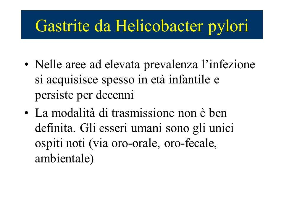Gastrite da Helicobacter pylori