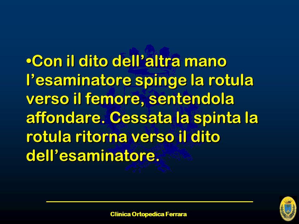 Clinica Ortopedica Ferrara