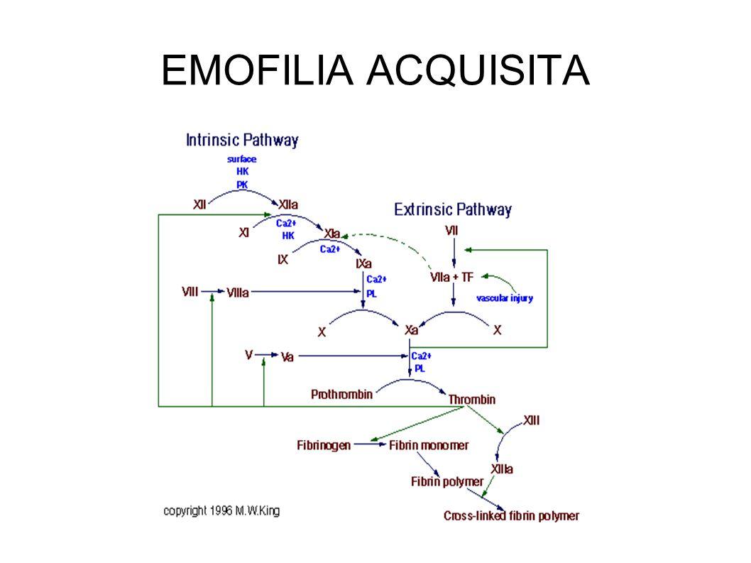 EMOFILIA ACQUISITA