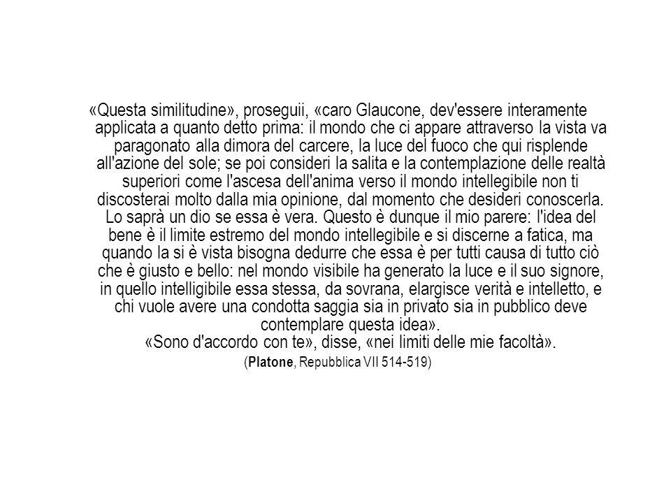 (Platone, Repubblica VII 514-519)