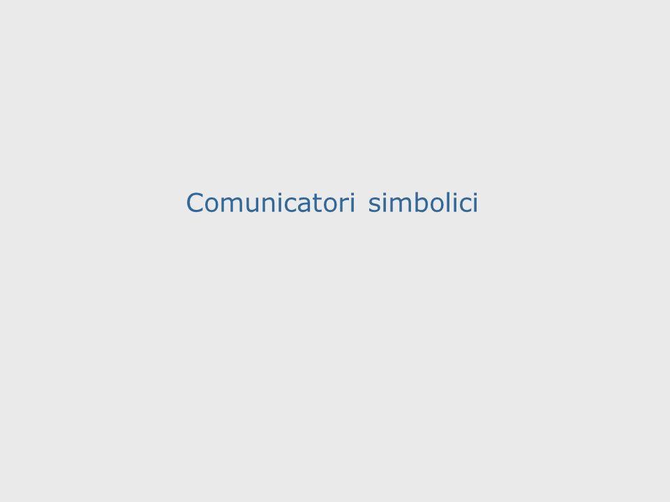 Comunicatori simbolici