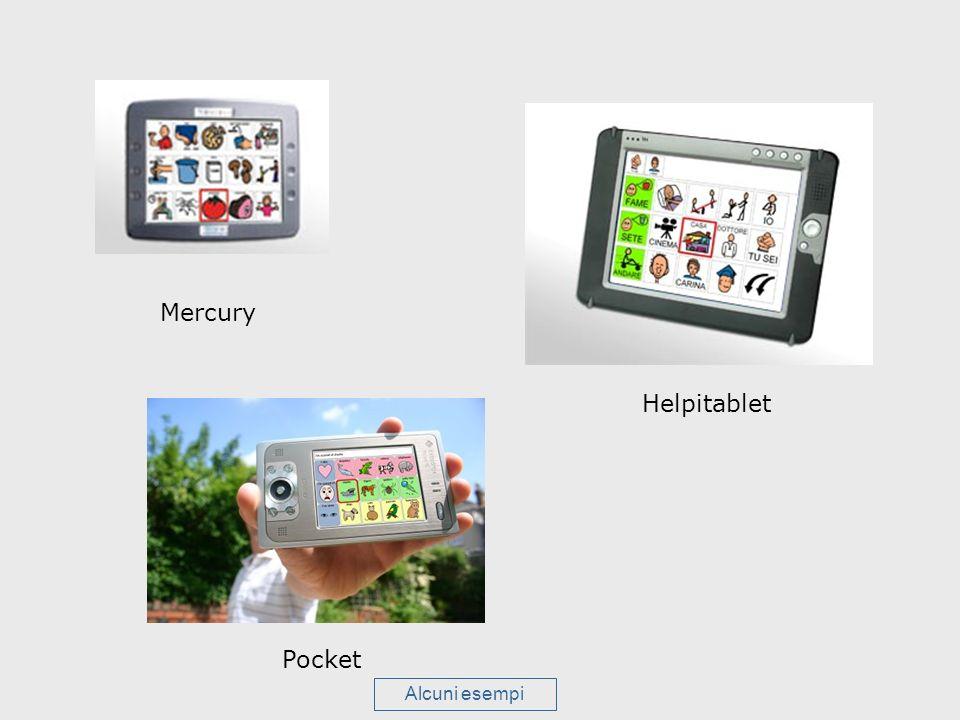 Mercury Helpitablet Pocket Alcuni esempi