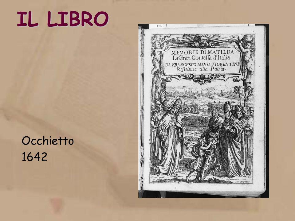 IL LIBRO Occhietto 1642