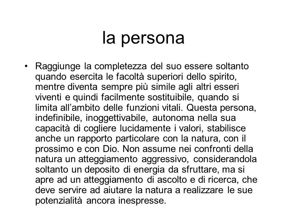 la persona