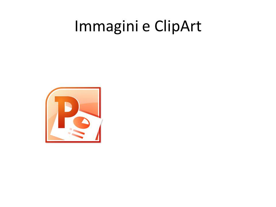 Immagini e ClipArt