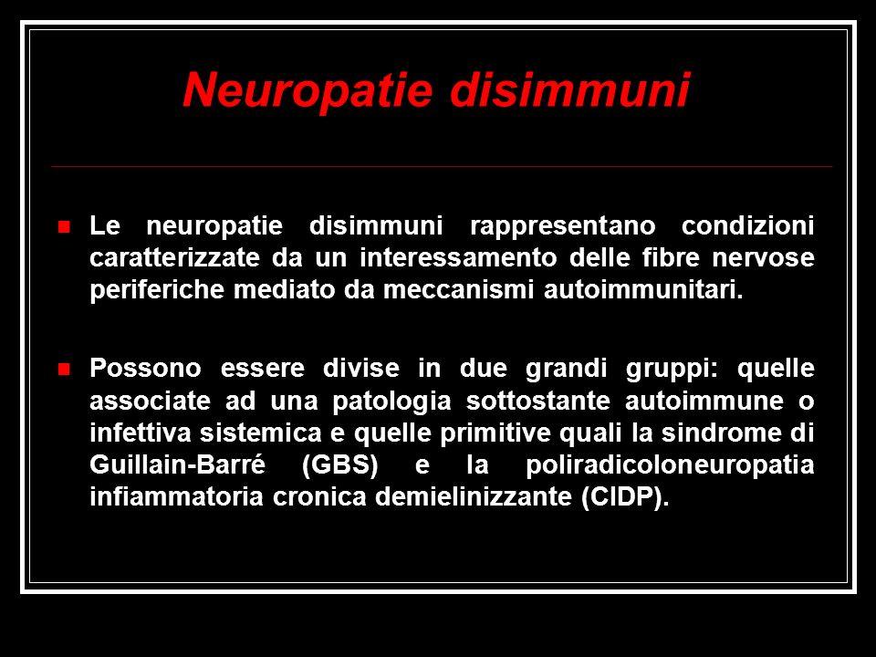 Neuropatie disimmuni