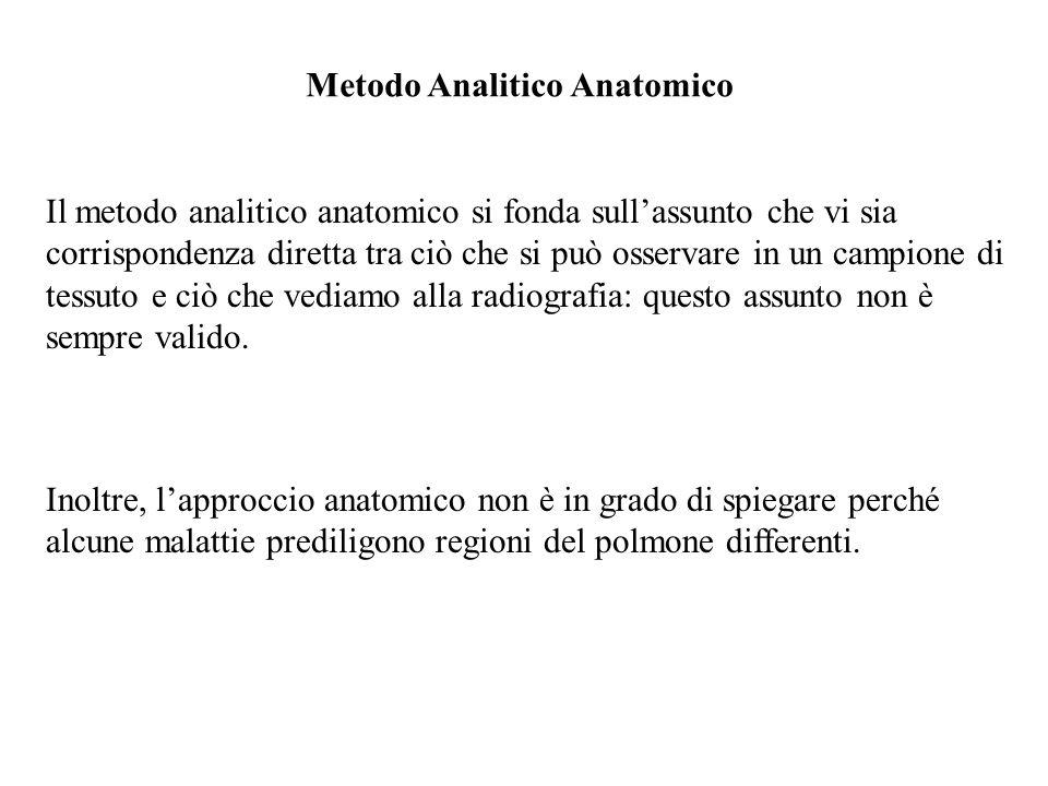Metodo Analitico Anatomico