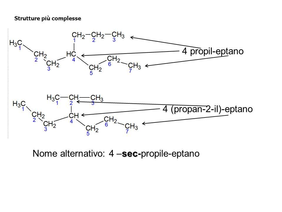 Nome alternativo: 4 –sec-propile-eptano
