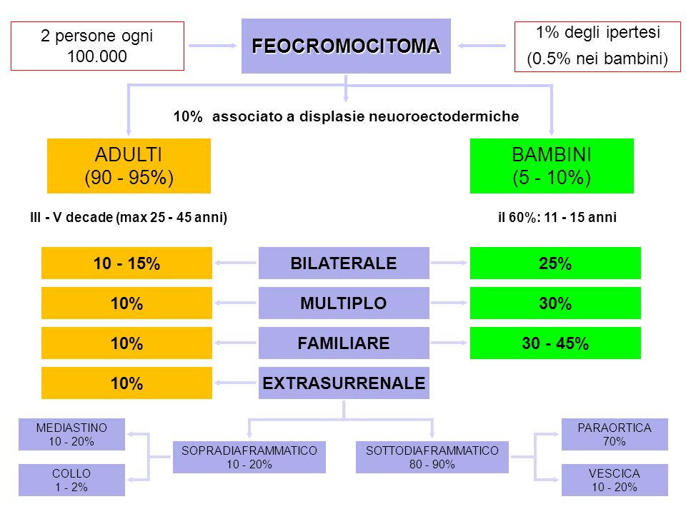 10% associato a displasie neuoroectodermiche