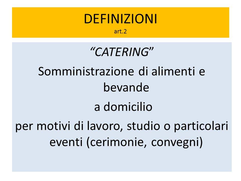 DEFINIZIONI art.2