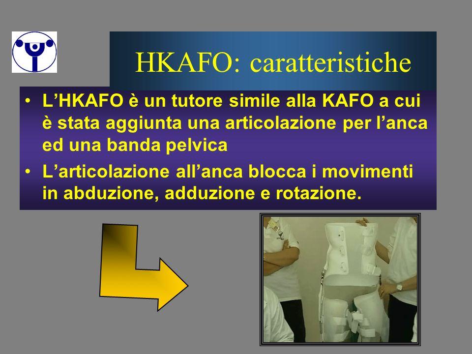 HKAFO: caratteristiche