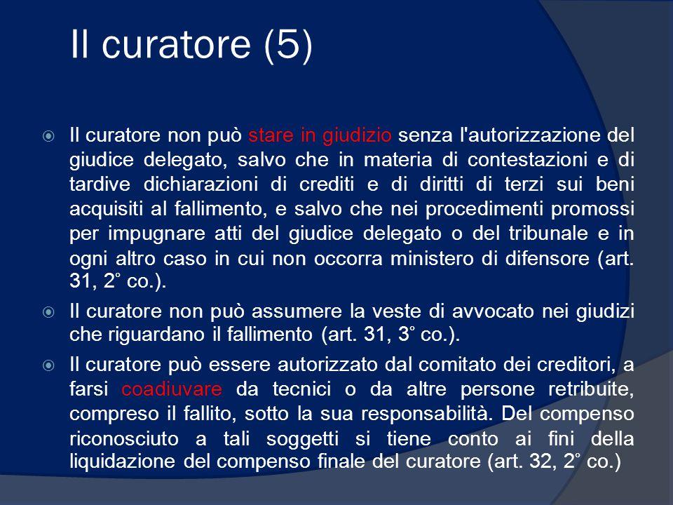 Il curatore (5)
