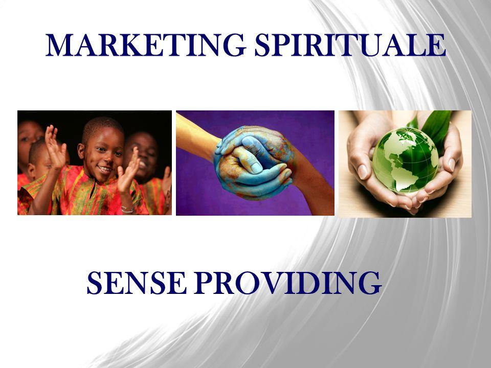 MARKETING SPIRITUALE SENSE PROVIDING
