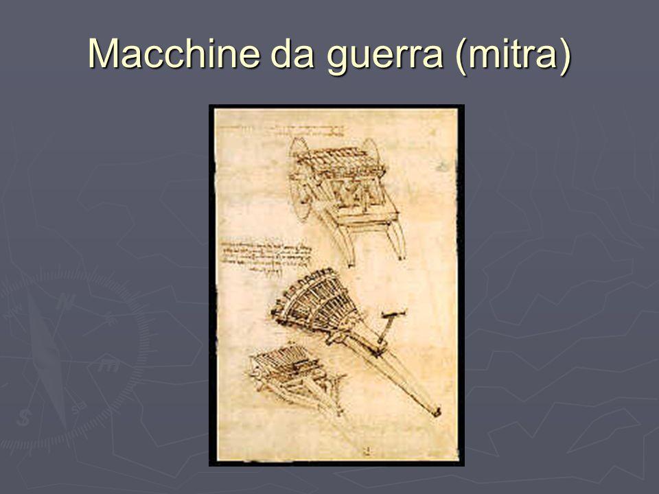 Macchine da guerra (mitra)