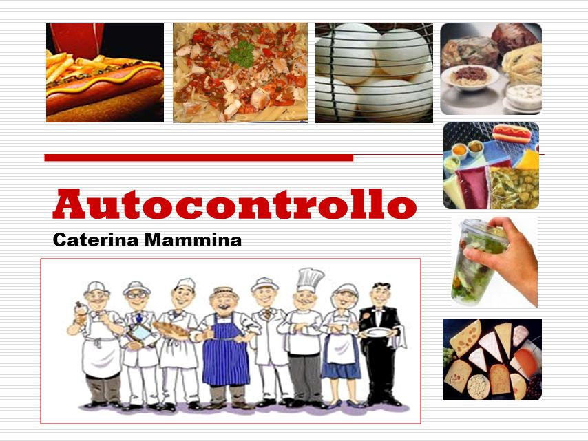 Autocontrollo Caterina Mammina