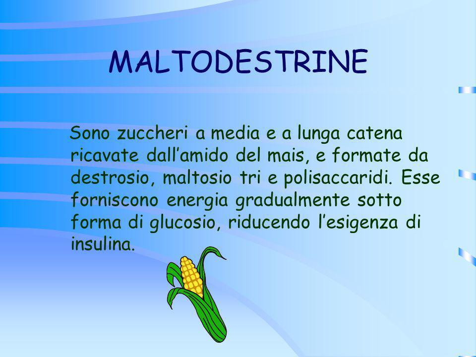 MALTODESTRINE