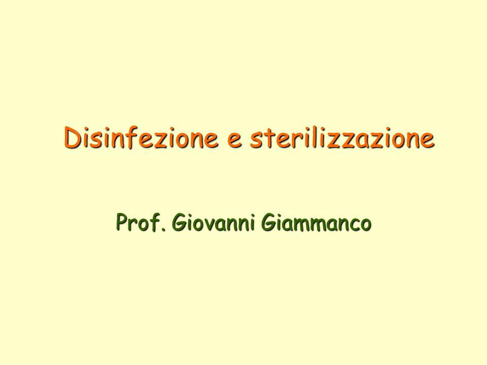 Prof. Giovanni Giammanco