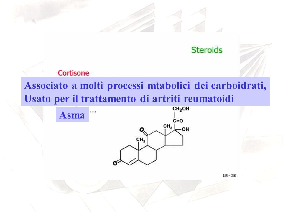 Associato a molti processi mtabolici dei carboidrati,
