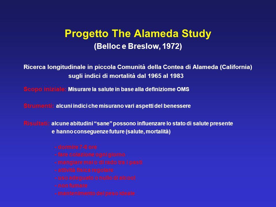 Progetto The Alameda Study