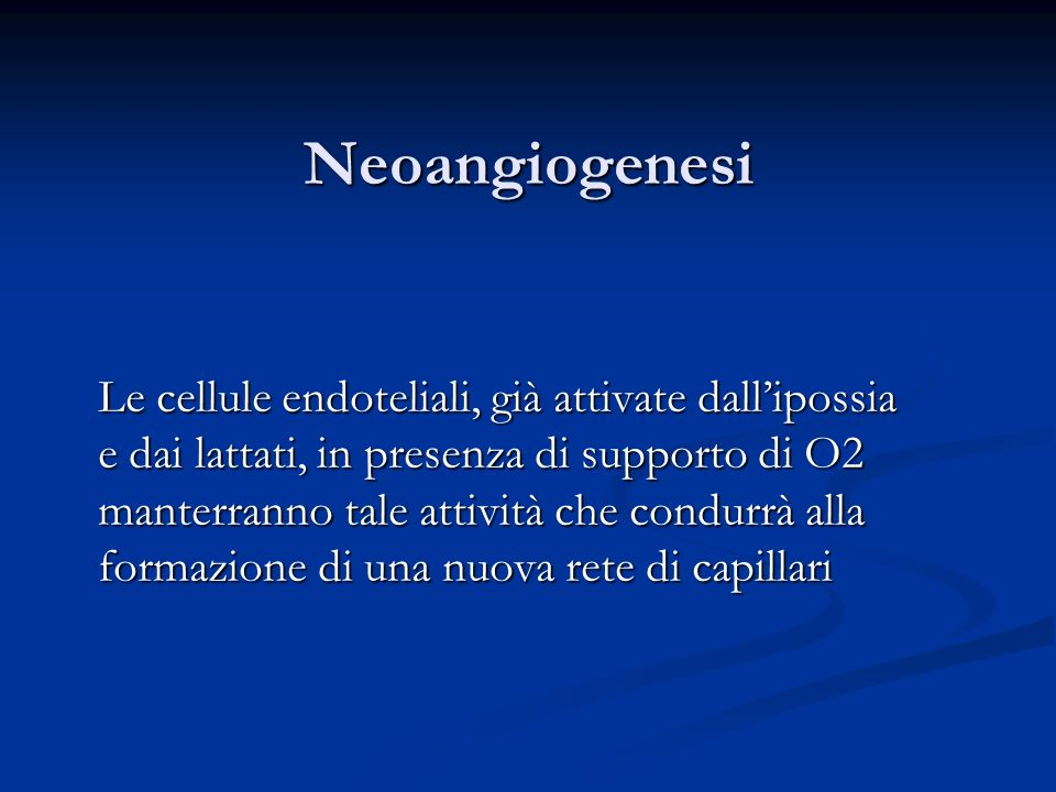 Neoangiogenesi