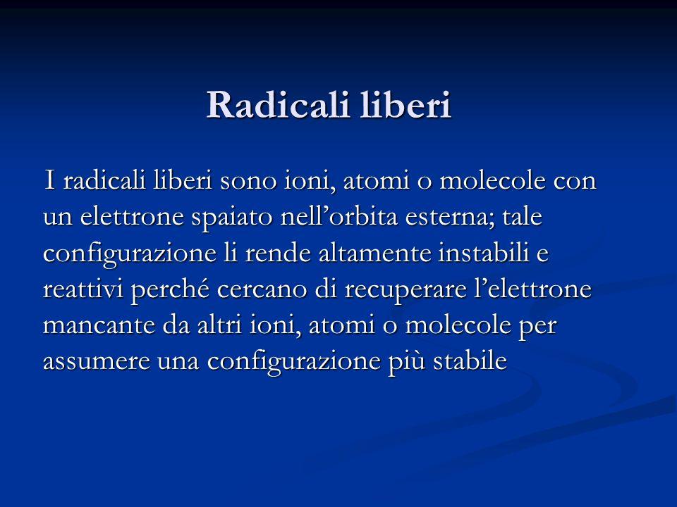 Radicali liberi
