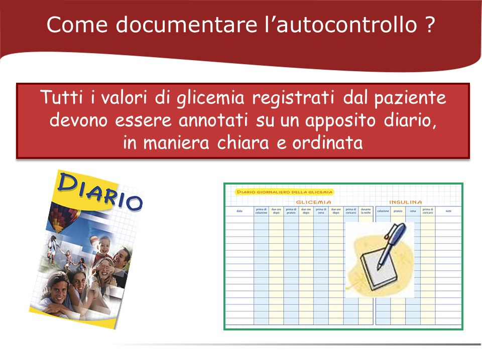 Come documentare l'autocontrollo