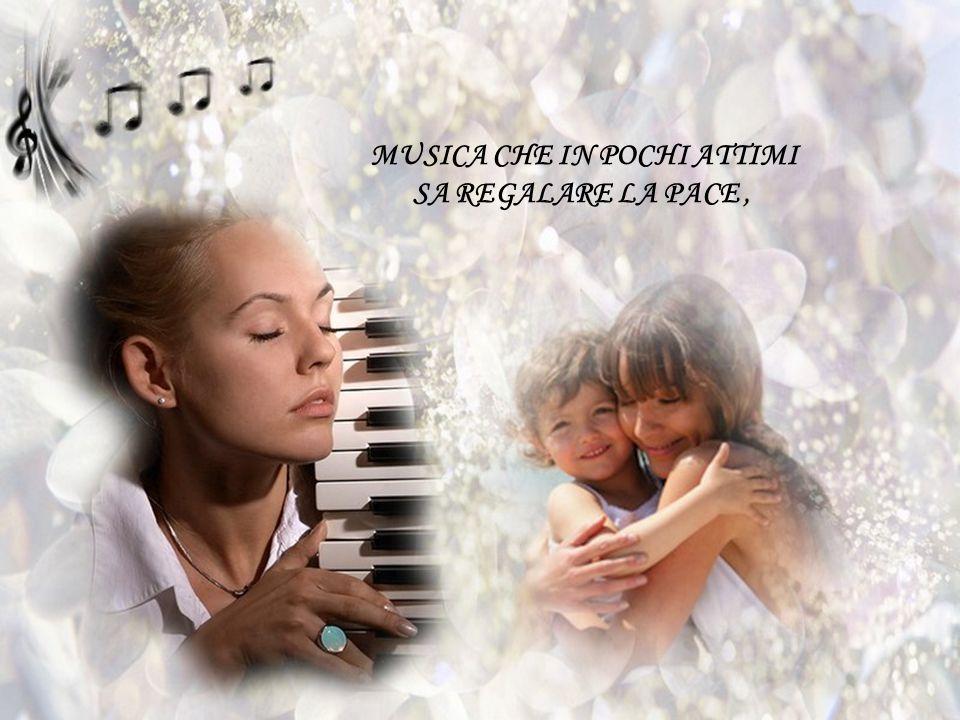 MUSICA CHE IN POCHI ATTIMI