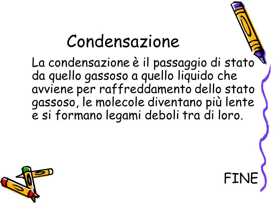 Condensazione