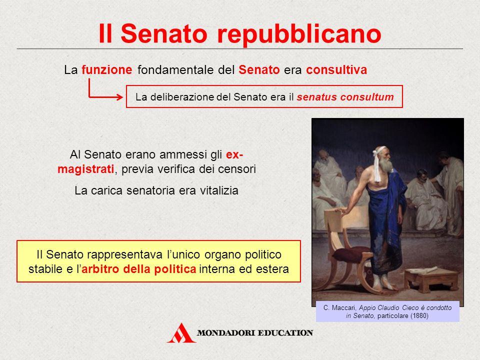 Il Senato repubblicano