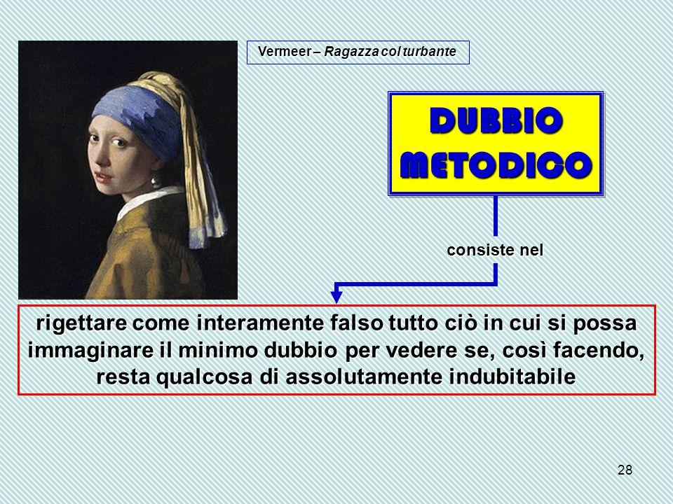 Vermeer – Ragazza col turbante