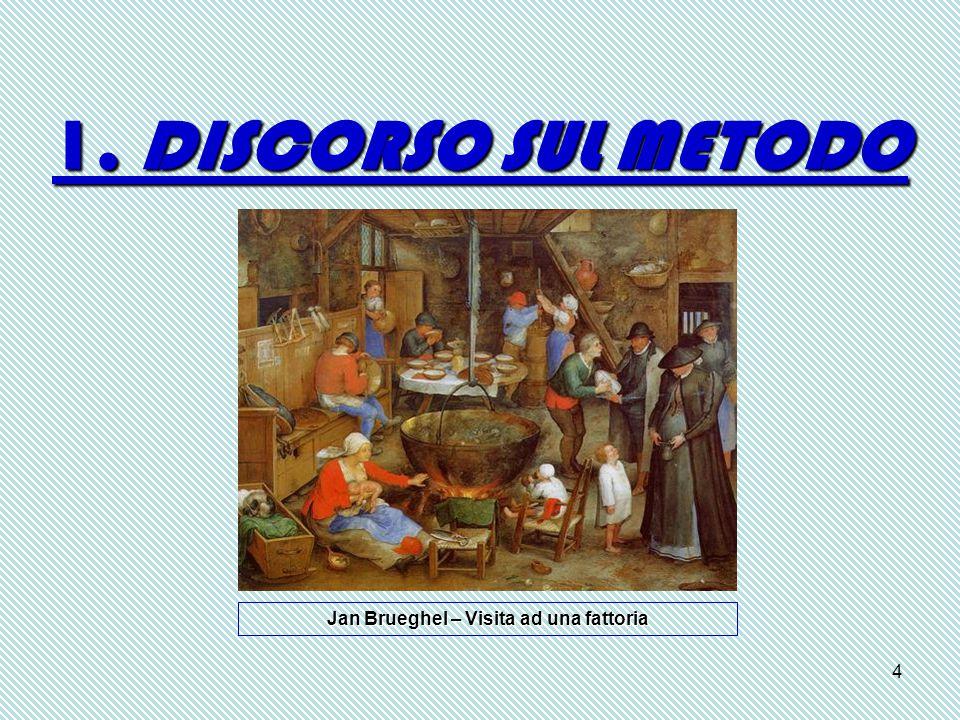 Jan Brueghel – Visita ad una fattoria