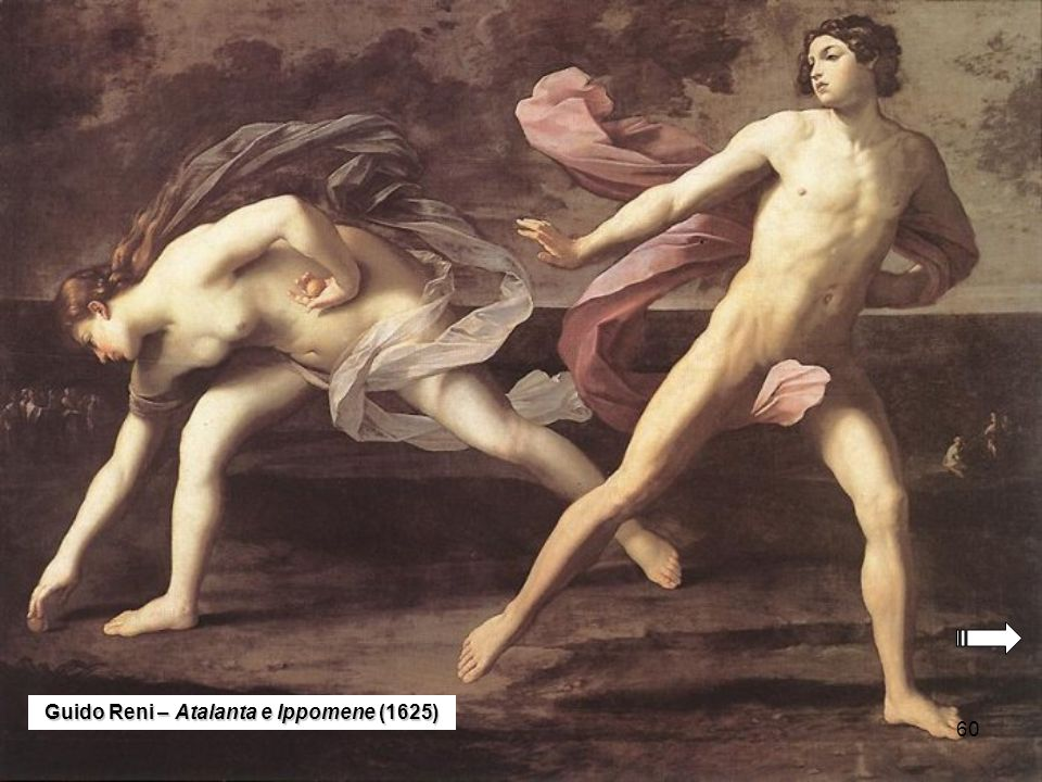 Guido Reni – Atalanta e Ippomene (1625)