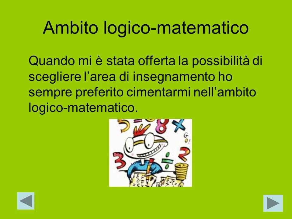 Ambito logico-matematico