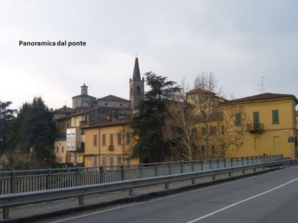 Panoramica dal ponte