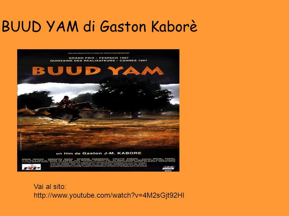 BUUD YAM di Gaston Kaborè