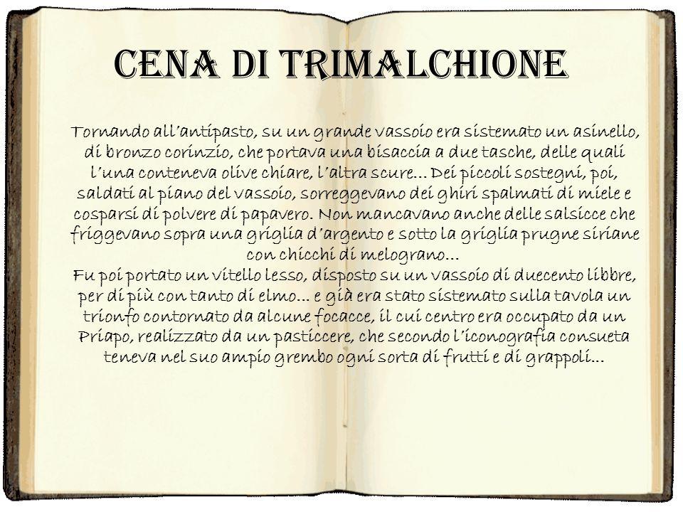 Cena di Trimalchione