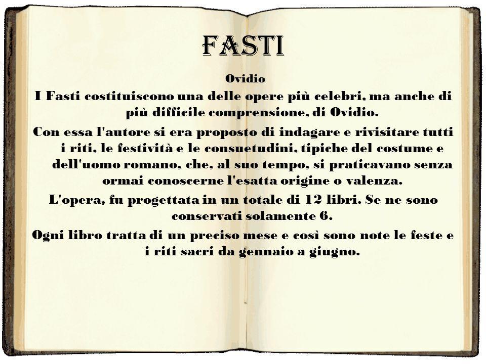 Fasti Ovidio.