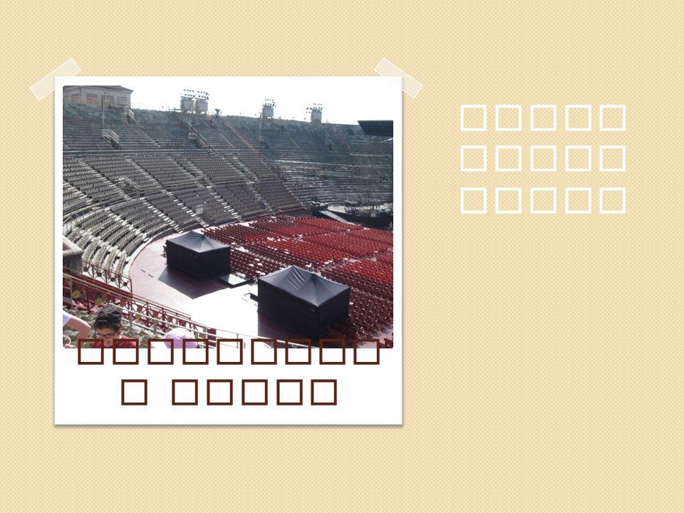 Anfiteatro Arena Anfiteatro Arena
