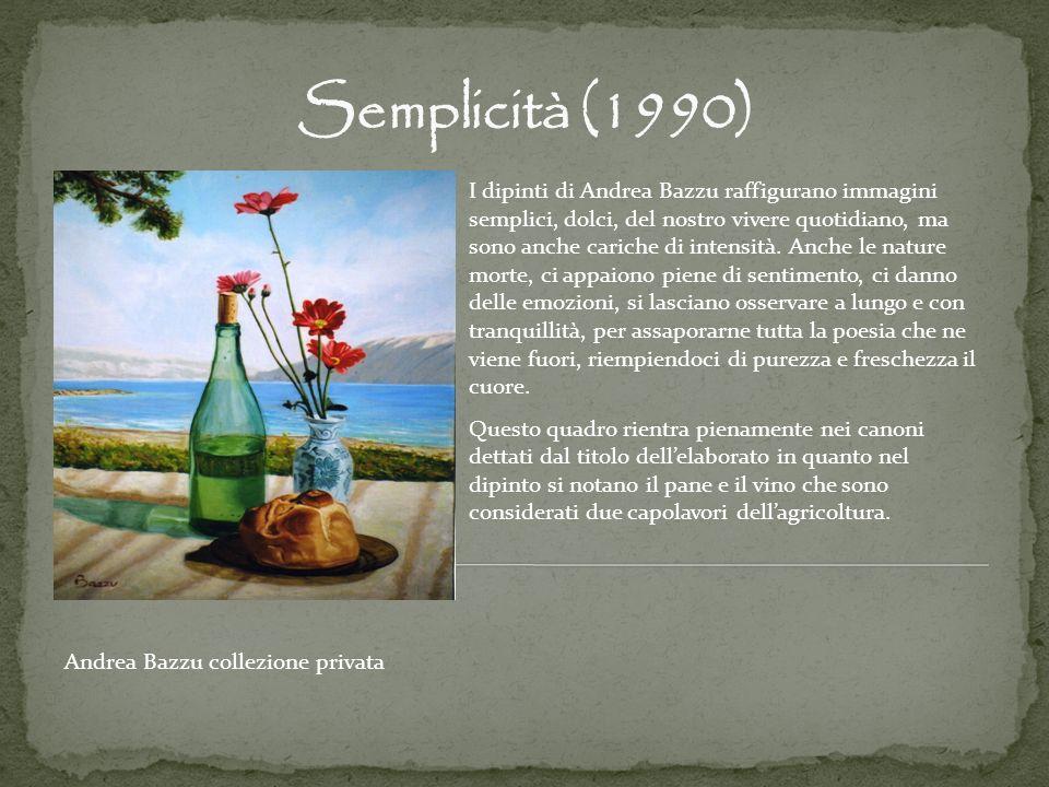 Semplicità (1990)