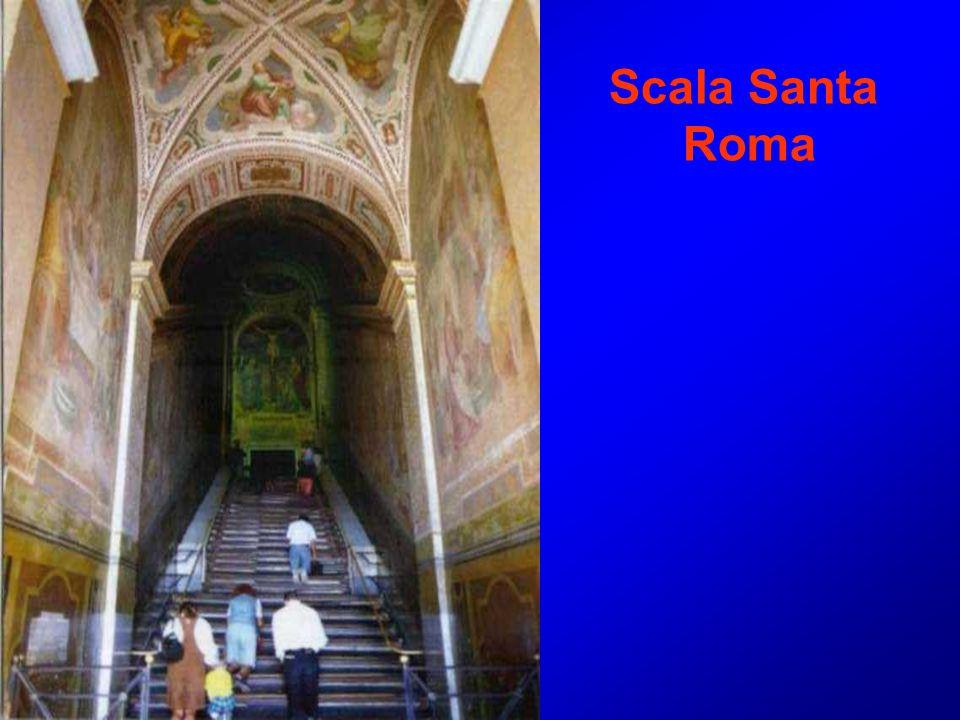 Scala Santa Roma