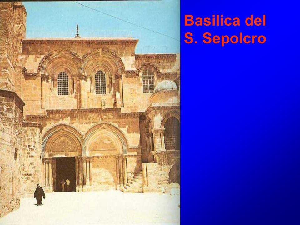 Basilica del S. Sepolcro