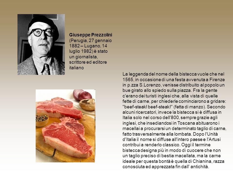 Giuseppe Prezzolini (Perugia, 27 gennaio 1882 – Lugano, 14 luglio 1982) è stato un giornalista, scrittore ed editore italiano