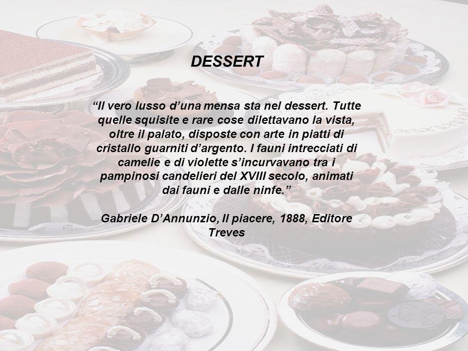 Gabriele D'Annunzio, Il piacere, 1888, Editore Treves